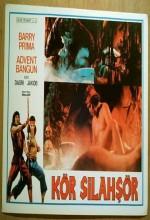 Kör Savaşçı (1983) afişi