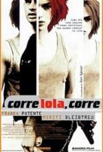 Koş Lola Koş (1998) afişi