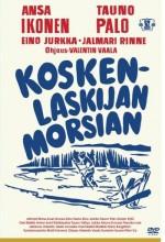 Koskenlaskijan Morsian (1937) afişi