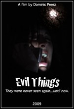 Kötü şeyler (2009) afişi