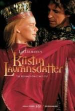 Kristin Lavransdatter (1995) afişi