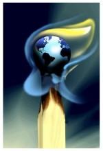 Küresel ısınma Ve Antarktika  afişi