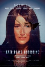 Kate Plays Christine (2016) afişi