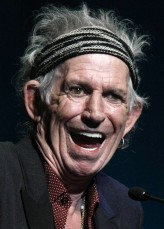 Keith Richards Oyuncuları