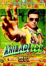 Khiladi 786 (2012) afişi