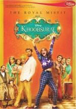Khoobsurat (2014) afişi