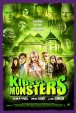 Çocuklar Canavarlara Karşı (2015) afişi