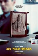 Arkadaşlarını Öldür (2015) afişi