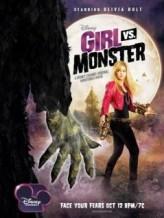 Kız Ve Canavar (2012) afişi