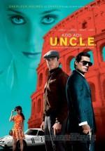 Kod Adı: U.N.C.L.E. (2015) afişi
