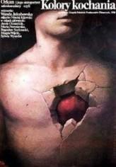 Kolory Kochania (1988) afişi
