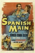 Korsanlar Kralı (1945) afişi