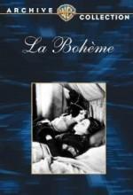 La Boheme (1926) afişi