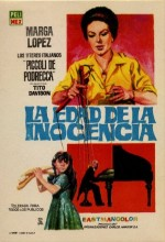 La Edad De La Inocencia (1962) afişi