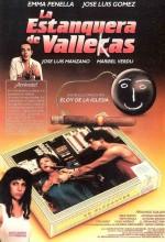 La Estanquera De Vallecas (1987) afişi