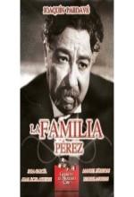 La Familia Pérez (1949) afişi