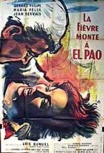 La Fièvre Monte à El Pao (1959) afişi