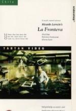La Frontera (1991) afişi