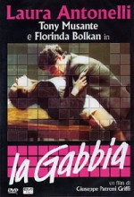 La Gabbia (1985) afişi
