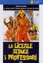 La Liceale Seduce I Professori (1979) afişi