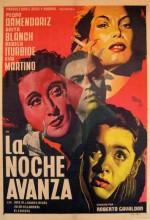 La Noche Avanza (1952) afişi