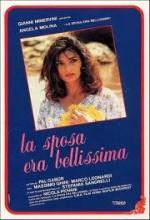 La Sposa Era Bellissima (1987) afişi
