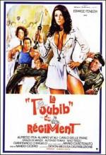 La Toubib Du Régiment (1976) afişi