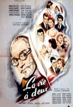 La Vie à Deux (1958) afişi