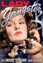 Lady Gangster (1942) afişi