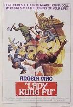 Lady Kung Fu (1972) afişi