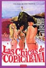 Las Chicas De Copacabana (1981) afişi