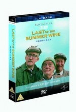 Last Of The Summer Wine (1974) afişi