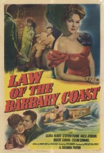 Law Of The Barbary Coast (1949) afişi