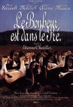 Le Bonheur Est Dans Le Pré (1995) afişi