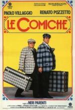 Le Comiche (1990) afişi