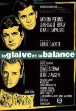 Le Glaive Et La Balance (1963) afişi