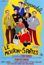 Le Mouton à Cinq Pattes (1954) afişi