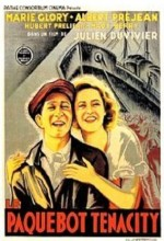Le Paquebot Tenacity (1934) afişi