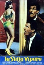 Le Sette Vipere: ıl Marito Latino (1964) afişi