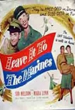 Leave ıt To The Marines (1951) afişi