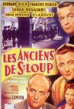 Les Anciens De Saint-loup (1950) afişi