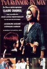 Les Biches (1968) afişi
