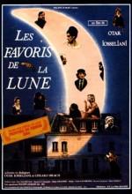 Les Favoris De La Lune (1984) afişi