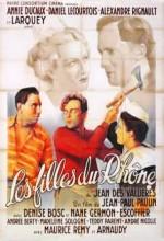 Les Filles Du Rhône (1937) afişi