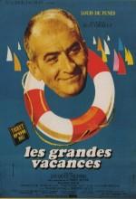 Les Grandes Vacances (1967) afişi