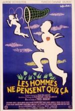 Les Hommes Ne Pensent Qu'à ça (1954) afişi