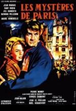 Les Mystères De Paris (ı) (1962) afişi
