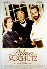 Les Palmes De M. Schutz (1997) afişi