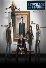 Leverage (2009) afişi