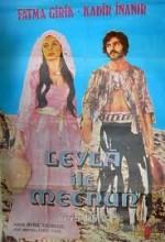 Leyla İle Mecnun (I) (1972) afişi